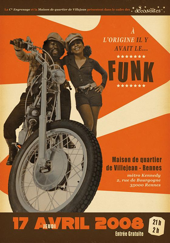 Flyer Funk